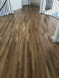 Chesapeake VA hardwood flooring installation
