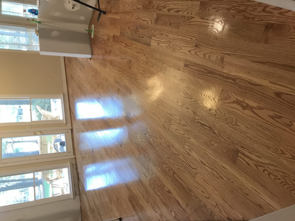 Chesapeake VA hardwood flooring installation